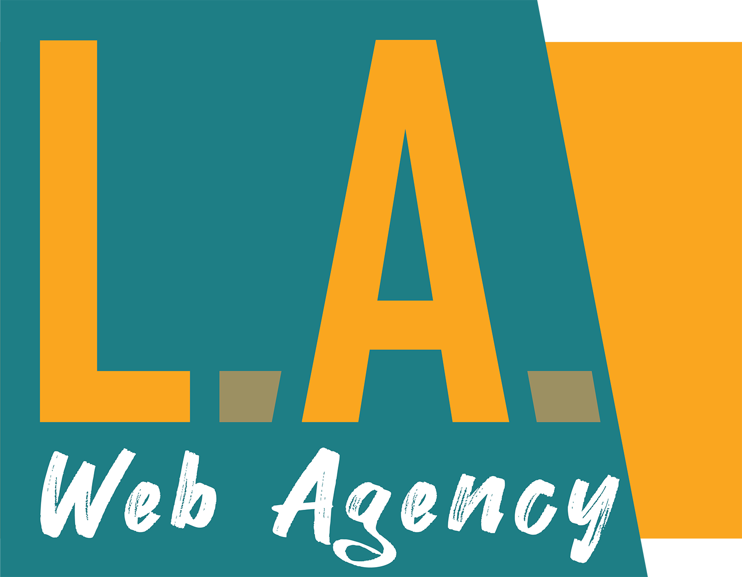 Logo LA Web Agency